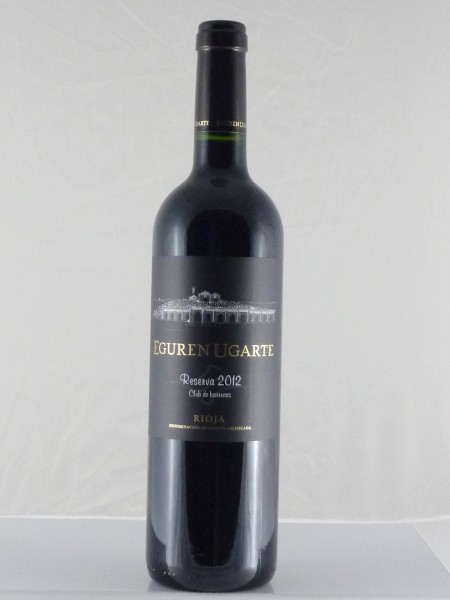Ugarte Reserva Rioja 2013 Reserva HK