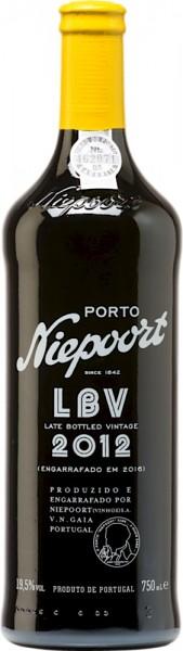 Port LBV Late Bottled Vintage 0,75l Niepoort