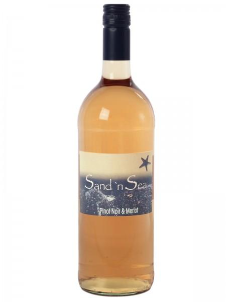Rosè Pinot Noir & Merlot 1,0 L. 2017 trocken