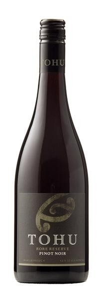 Tohu Pinot Noir Rore Reserve Barrique 2017