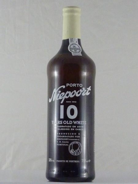 Port - White Niepoort 10 Jahre 0.75l