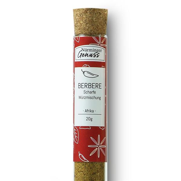 Melange Berbere 20 gr.