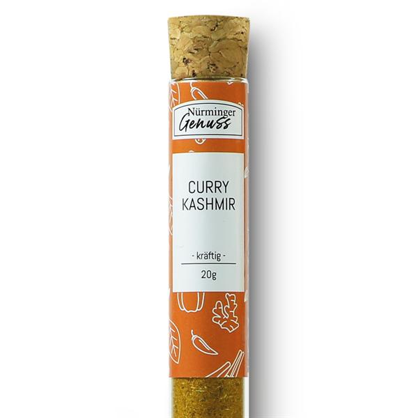 Curry Kaschmir kräftig 25gr.