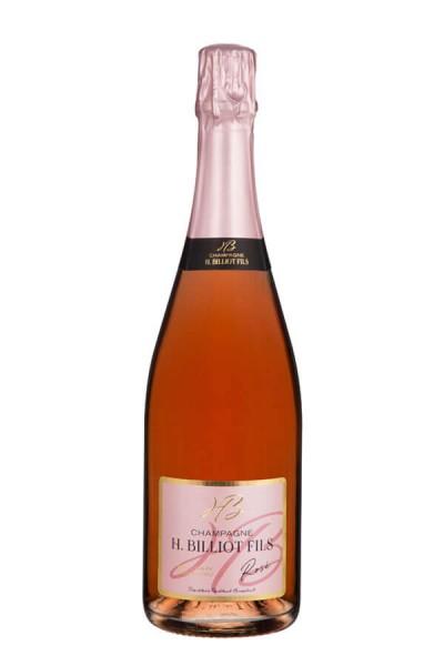 Champagner Grand Cru rose brut