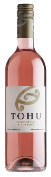 Tohu Rosé vom Pinot Noir 2017