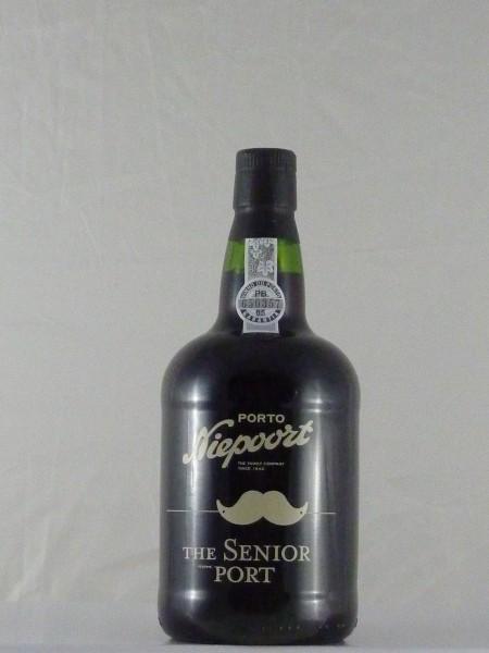 "Port Senior Tawny - ""Kurzflasche "" 5 Jahre Niepoo"