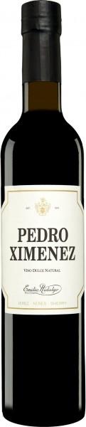 Sherry Pedro Ximénez Vino Dulce Natural - Hidalgo