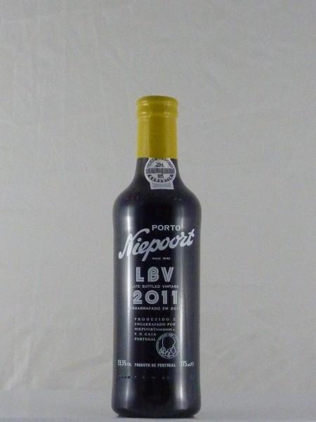 Port LBV Late Bottled Vintage 0,375l Niepoort