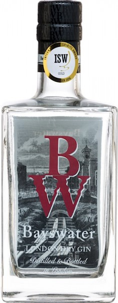 Gin Bayswater London Dry 0,7l