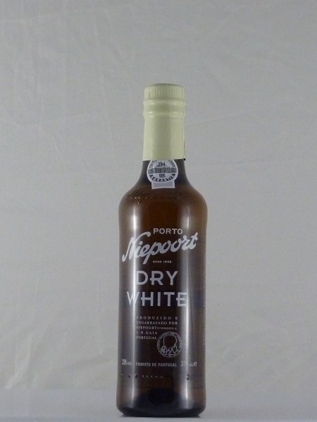 Port - Dry White Niepoort 0,375l